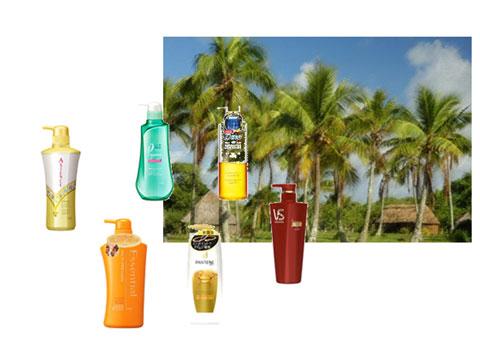 ヤシ油で作られる高級アルコール系の洗浄成分