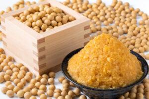 大豆とミソ