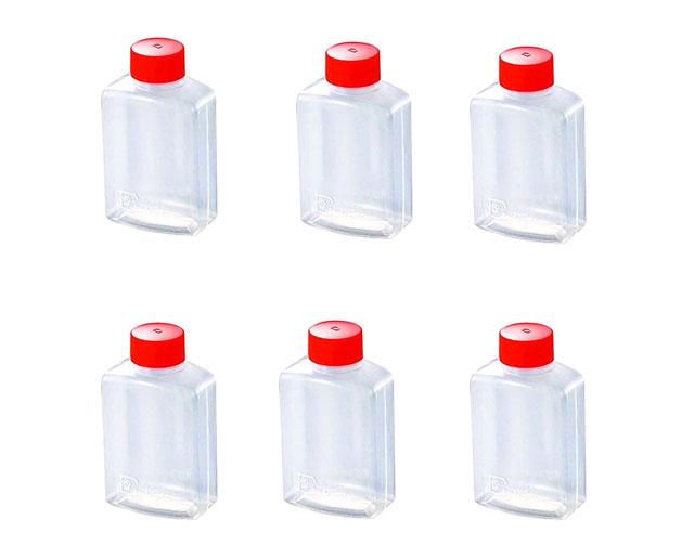 シャンプーを小分けする容器